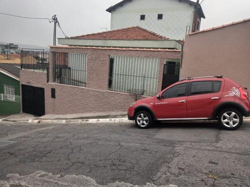 Casa Com 2 Dormitórios À Venda Por R$ 400.000,00 - São Mateus - São Paulo/sp - Ca0563
