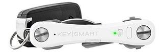 Keysmart Pro | Compact Key Holder With Led Light And Tile Sm