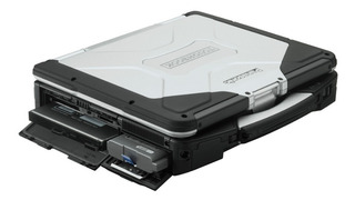 Laptop Toughbook Panasonic Mod. Cf-31 Win 7pro Mui Core I5