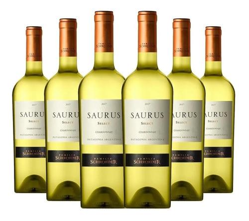 Vino Saurus Select Sauvignon Blanc Caja X6 Unidades