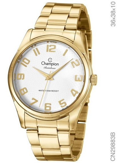 Relógio Feminino Champion Original C/ Nota Fiscal Sk02