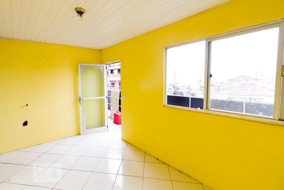 Apartamento Para Aluguel - Barreiros, 1 Quarto, 30 - 893055574