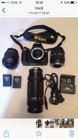 Máquina Dx 40 Nikon