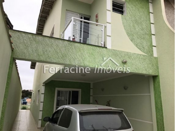 01173 - Sobrado 3 Dorms. (1 Suíte), Vila Nova Bonsucesso - Guarulhos/sp - 1173