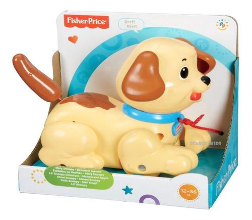 Mi Primer Cachorrito Fisher Price Mattel Scarlet Kids