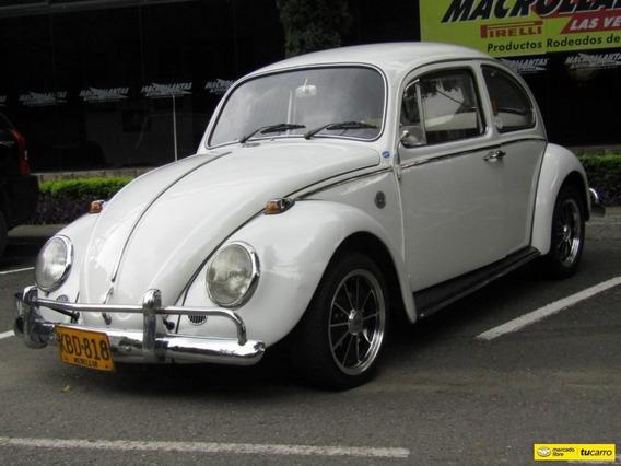 Volkswagen Escarabajo Cal-look 1600 Cc Mt