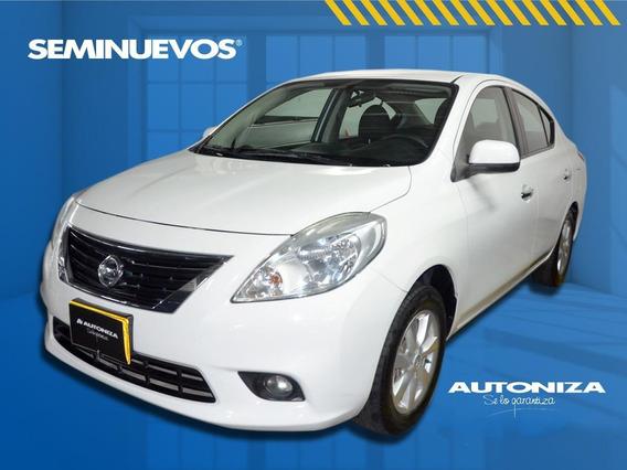 Nissan Versa Advance Mecanico