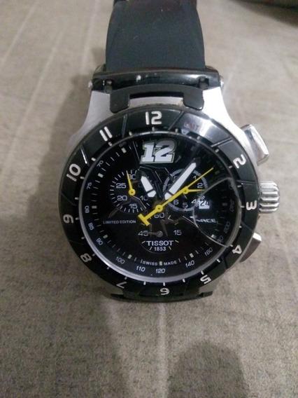 Relógio Tissot 1853 12 T-race/tom Luthi 37828000