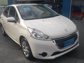 Peugeot 208 1.5 Active Flex 5p 2014 / 2014