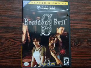 Videojuego Resident Evil Zero