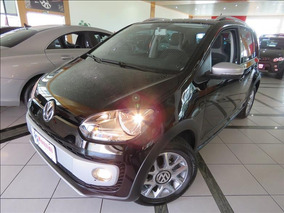 Volkswagen Cross Up Cross 1.0 Mpi Flex 2017 Preto