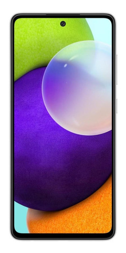 Samsung Galaxy A52 Dual SIM 128 GB branco 6 GB RAM