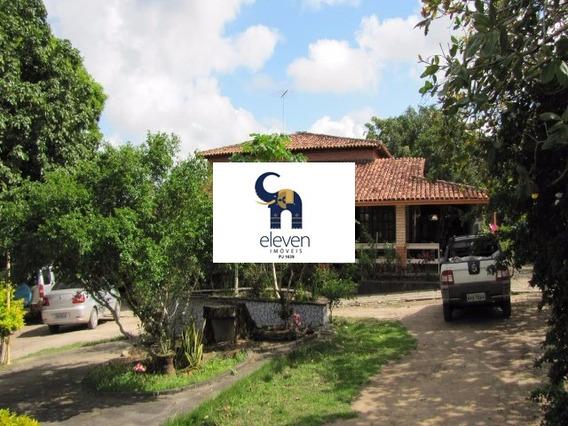 Chacara Para Venda Municipio Governador Mangabeiras - Ba , Contem 1 Casa 200 M² , Dois Chalés Um Com 65 M² E Outro Com 60 M² , 3 Tarefas , Venda R$ 890.000,00. - Tbf54 - 4373144