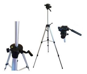 Tripé Universal Fotográfico Profissional Sony Canon 1,8 Mts