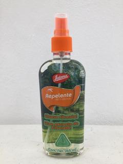Repelente De Insectos Jaloma Con Citronela 265 Ml.