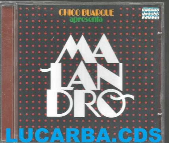 Cd - Chico Buarque - Apresenta Malandro - Do Box - Lacrado