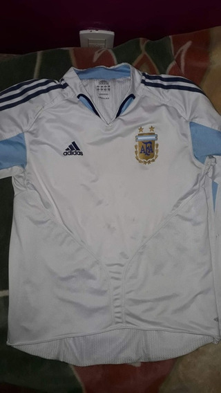 Camiseta Afa Doble Tela 2004