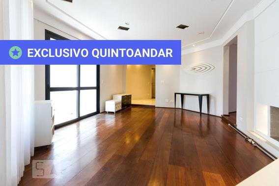 Apartamento No 19º Andar Com 4 Dormitórios E 3 Garagens - Id: 892961958 - 261958
