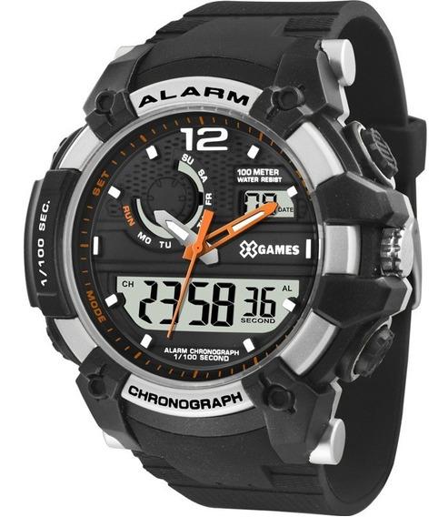 Relógio X-games Masculino Xmppa272bxpx