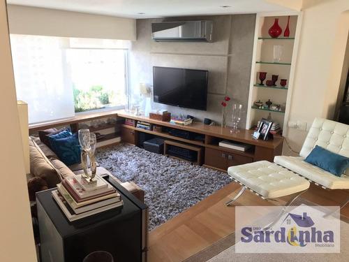 Imagem 1 de 15 de Apartamento Para Venda Ou Locação - Vila Andrade - Sp - 3798