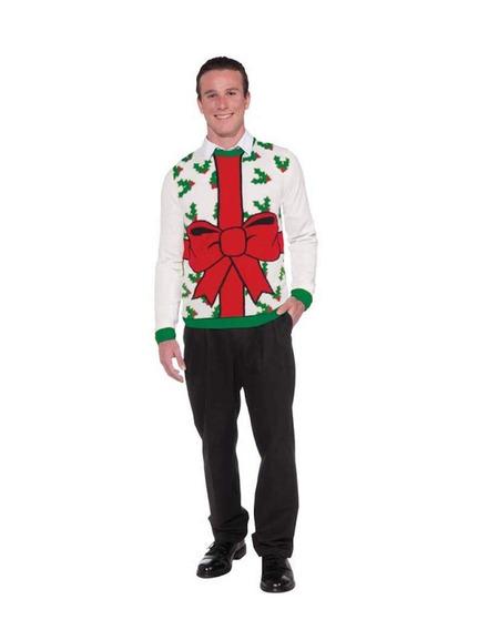 Christmas Ugly Sweater Suéter Feo Navidad Talla Grande