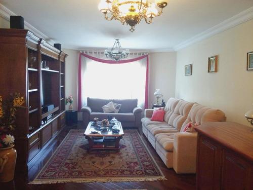 Apartamento Com 3 Dormitórios À Venda, 186 M² Por R$ 1.050.000,00 - Centro - Santo André/sp - Ap5529