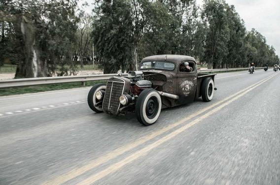 Ford 1939 Rat Rod Americano