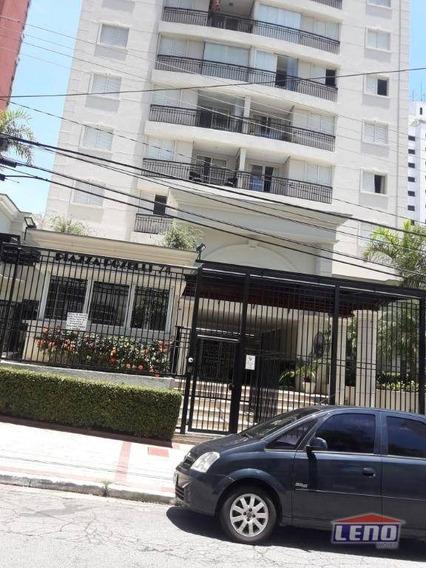 Apartamento Com 3 Dormitórios À Venda, 74 M² Por R$ 580.000 - Vila Regente Feijó - São Paulo/sp - Ap0397