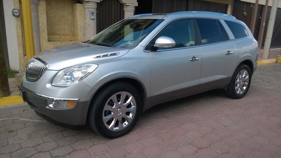 Buick Enclave Cxl 2011 A/t Plata Int Piel Negro 7 Pax R20
