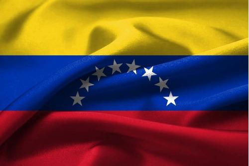 Bandera Venezuela 1,50x90cm