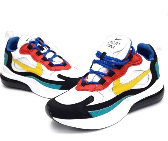 Zapatos Deportivos Nike 270 Rect!! Unisex! Moda Colombiana!!