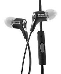 Fone De Ouvido Klipsch R6i Black Headphone, Cor Preto