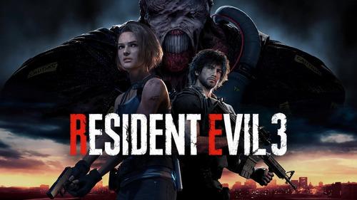 Resident Evil 3 Remake Pc Digital//español//(leer Bien)