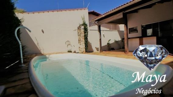 Casa 4 Quartos, 202 M² C/ Lazer Na 110 Sul - 649