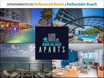 Deptos En Miami, Casas Y Hoteles En Orlando