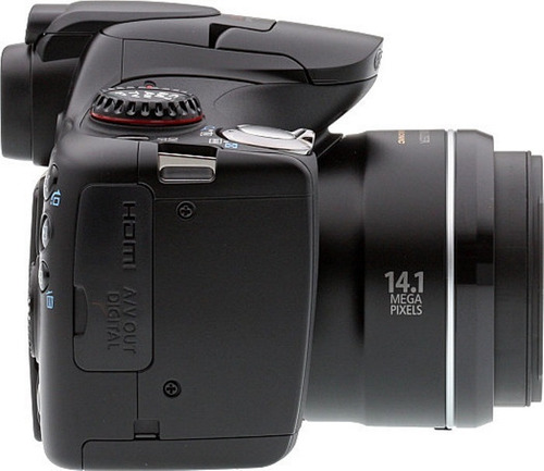 Câmera Canon Sx30is [cyber Monday]