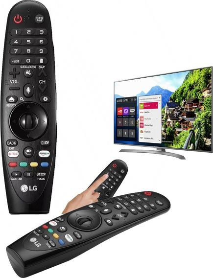 Controle Magic Tv Lg Uk Uk6310 Uk6520 Uk6360 Uk6530 Uk6540