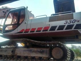 Excavadora Link Belt 330lx
