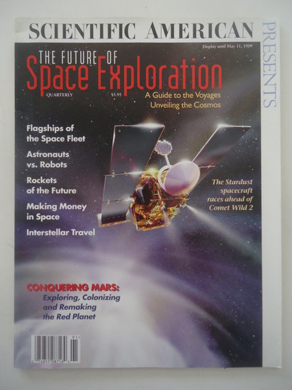 Scientific American May,11 1999 The Future Of Space