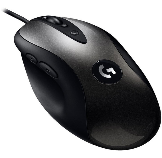 Mouse Logitech Mx518 Hero 16000dpi 8 Botões - 910-005543
