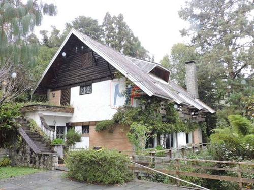 Imagem 1 de 24 de Ref 9817 - Excelente Casa Assobradada Condominio Fechado  Para Venda No Alto Da Boa Vista , Com  6 Dorms, Sendo 2 Suítes, 760 M A.c.. - 9817