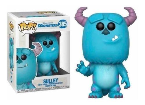 Funko Pop Sulley Monsters Disney Pixar #385 Original