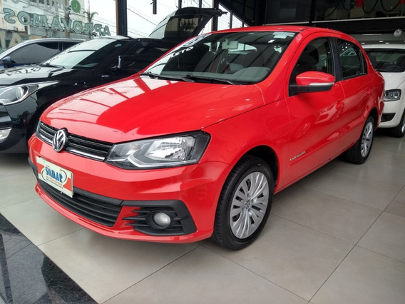 Volkswagen Voyage 1.6 Msi Totalflex Comfortline 4p