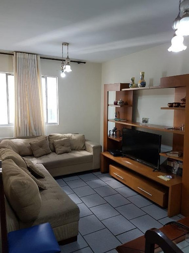 Apartamento Com 65 M² Sendo 2 Dormitórios, 1 Vaga À Venda Por R$ 272.000 - Chácara Rialto - São Bernardo Do Campo/sp - Ap2264