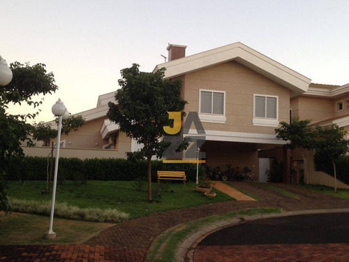 Imagem 1 de 18 de Casa Com 3 Suítes À Venda, 200 M² Por R$ 1.540.000 - Vila Do Golf - Ribeirão Preto/sp - Ca12860
