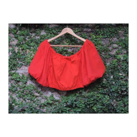 Top Rojo