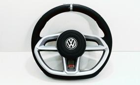 Volante Vw Golf Gti Já Com Cubo) Para Toda Linha Volkswagen