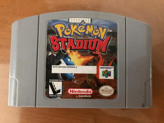 Pokémon Stadium Original Americano