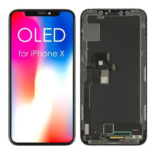 Cambio Reparación Pantalla Modulo Display iPhone X 10