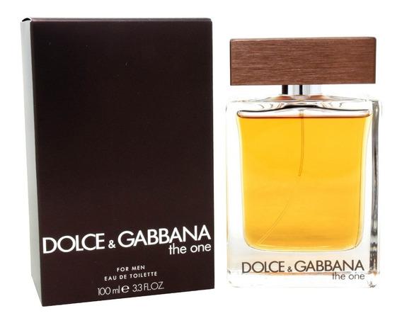 The One De Dolce And Gabbana Eau De Toilette 100 Ml